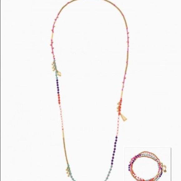 Reina necklace or bracelet